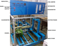 Automotive Diesel Engine – 4 Stroke 1 Cylinder – Test Bed – Model AM 226S