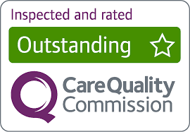 cqc outstanding live-in care