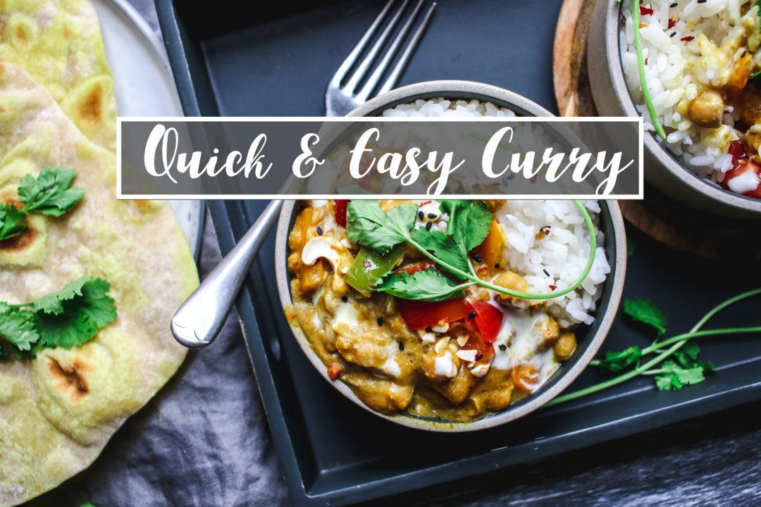 lucy and lentils vegan curry
