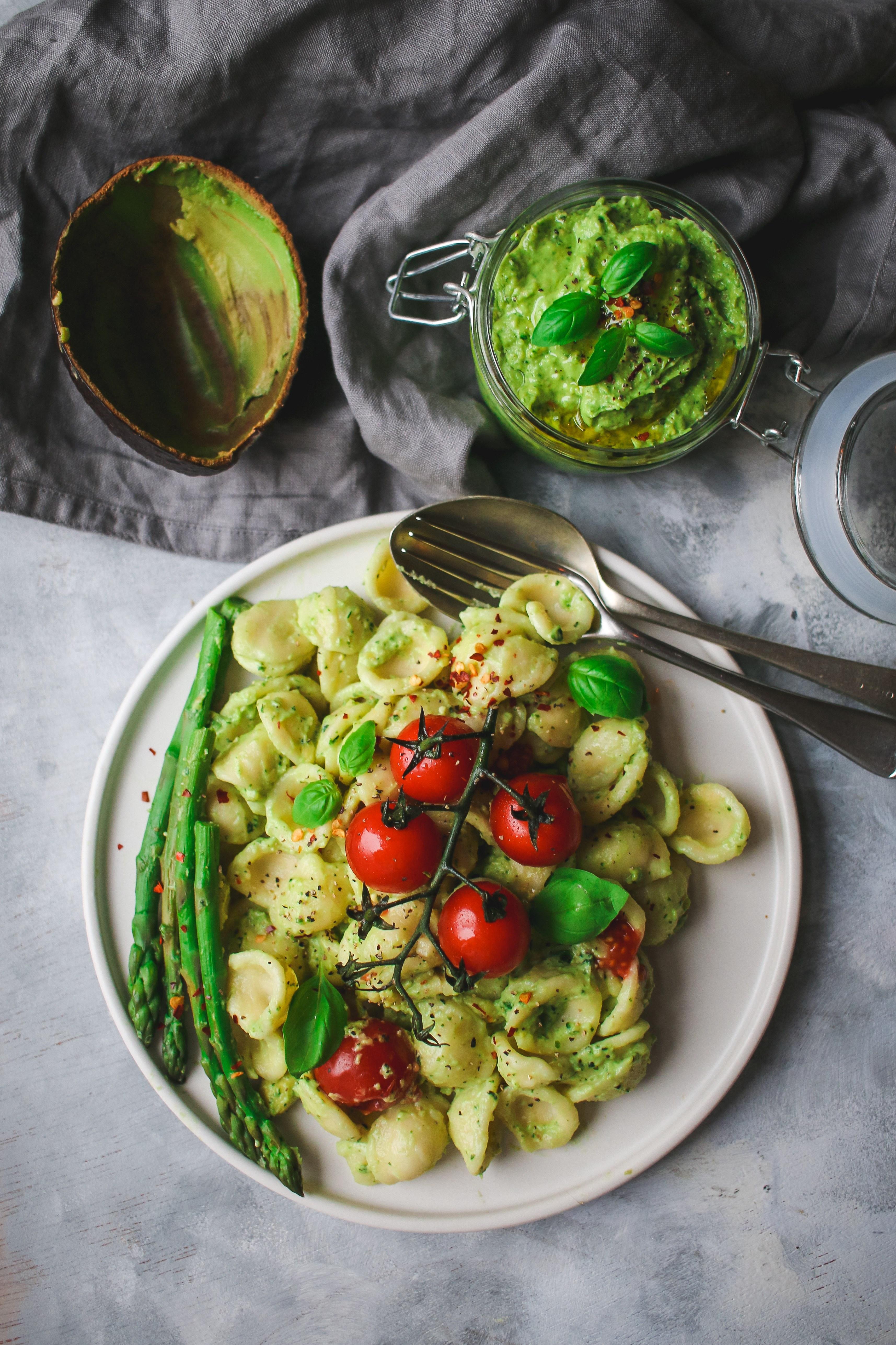 avocado and basil pesto recipe