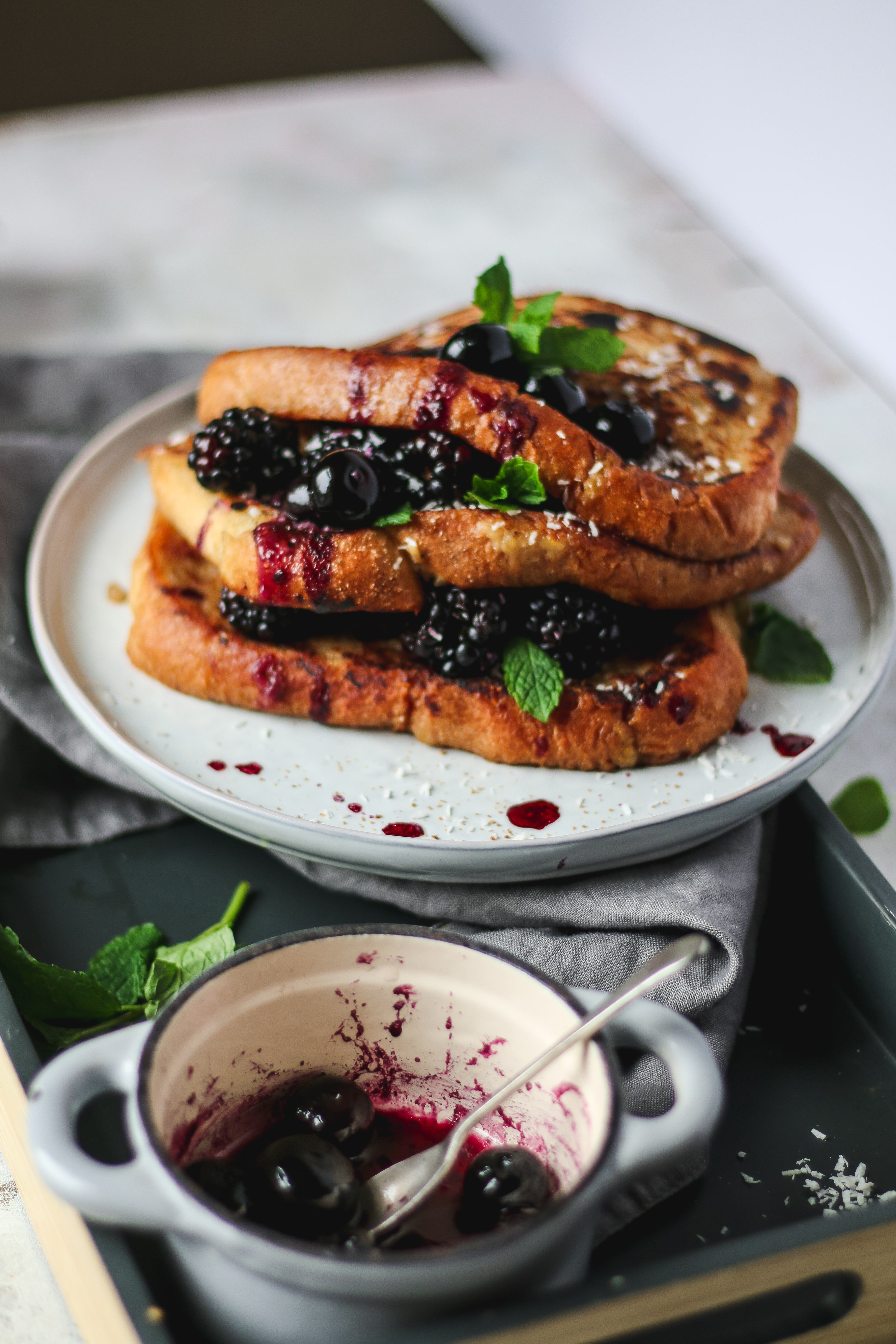 vegan french toast recipe lucy and lentils