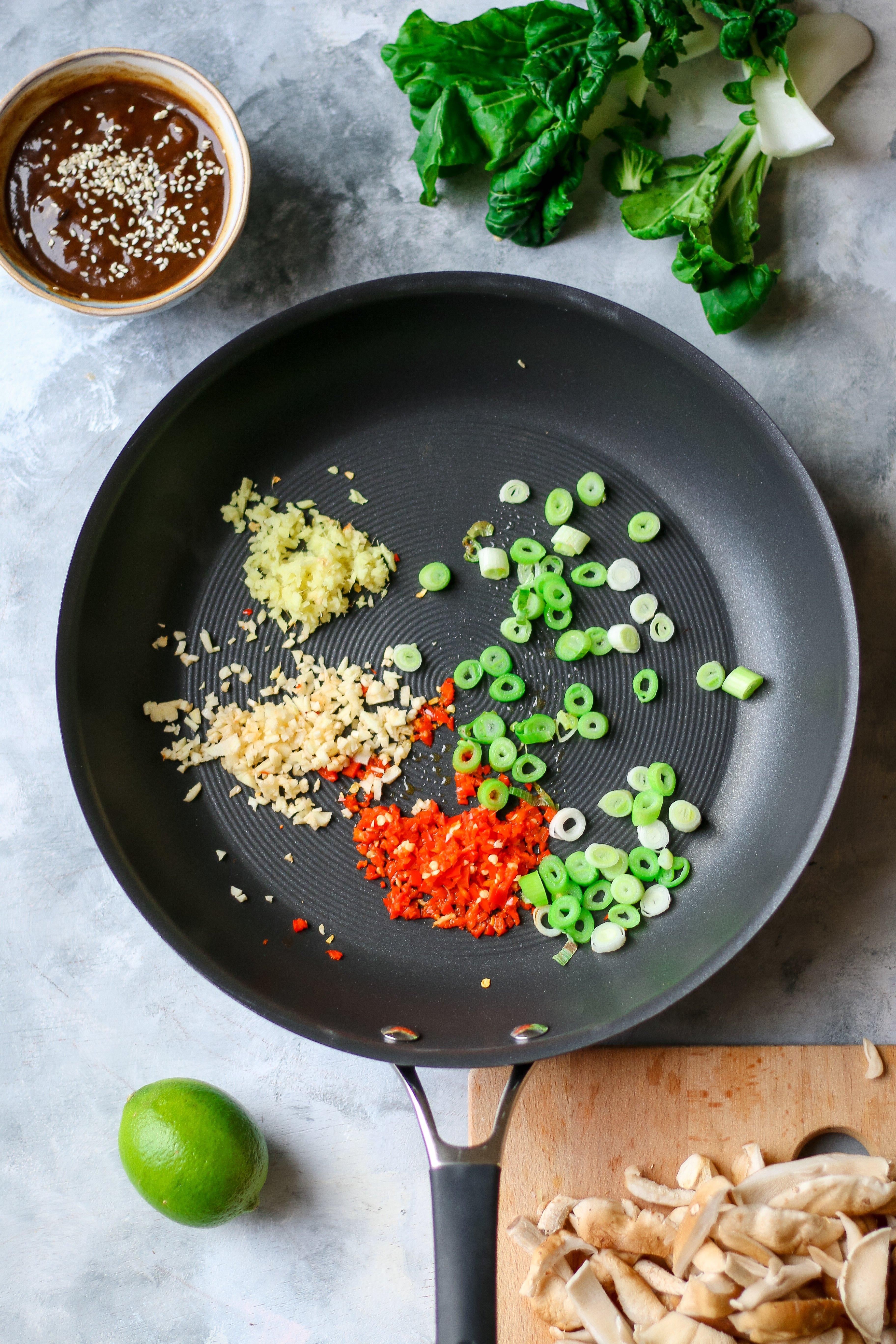 bao bun recipe vegan
