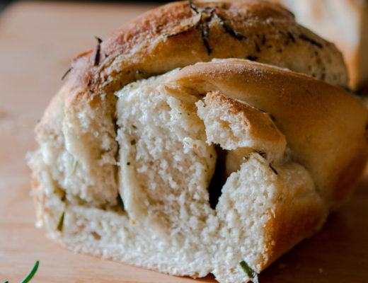 Savoury Twist Bread