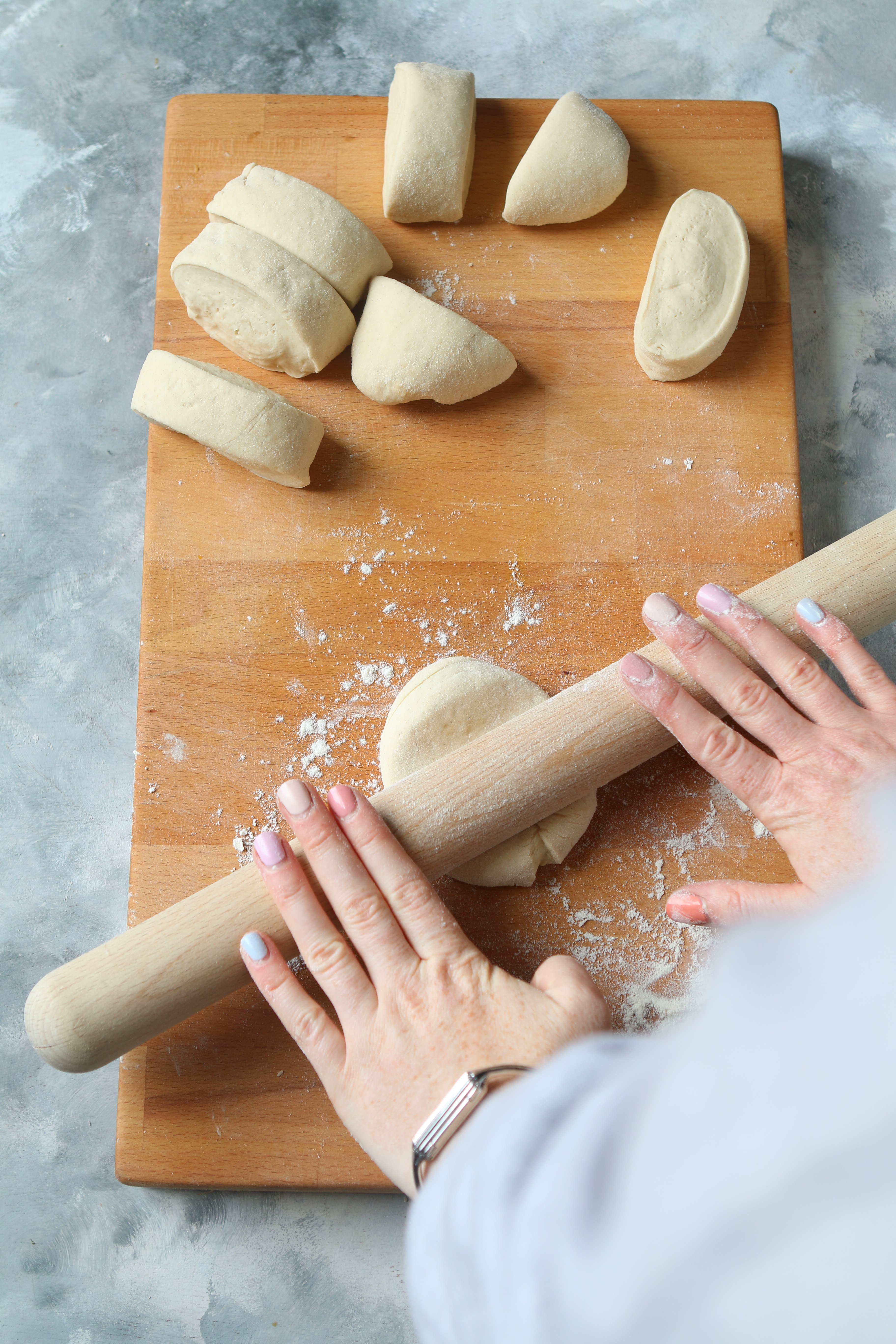 steamed bao bun recipe vegan