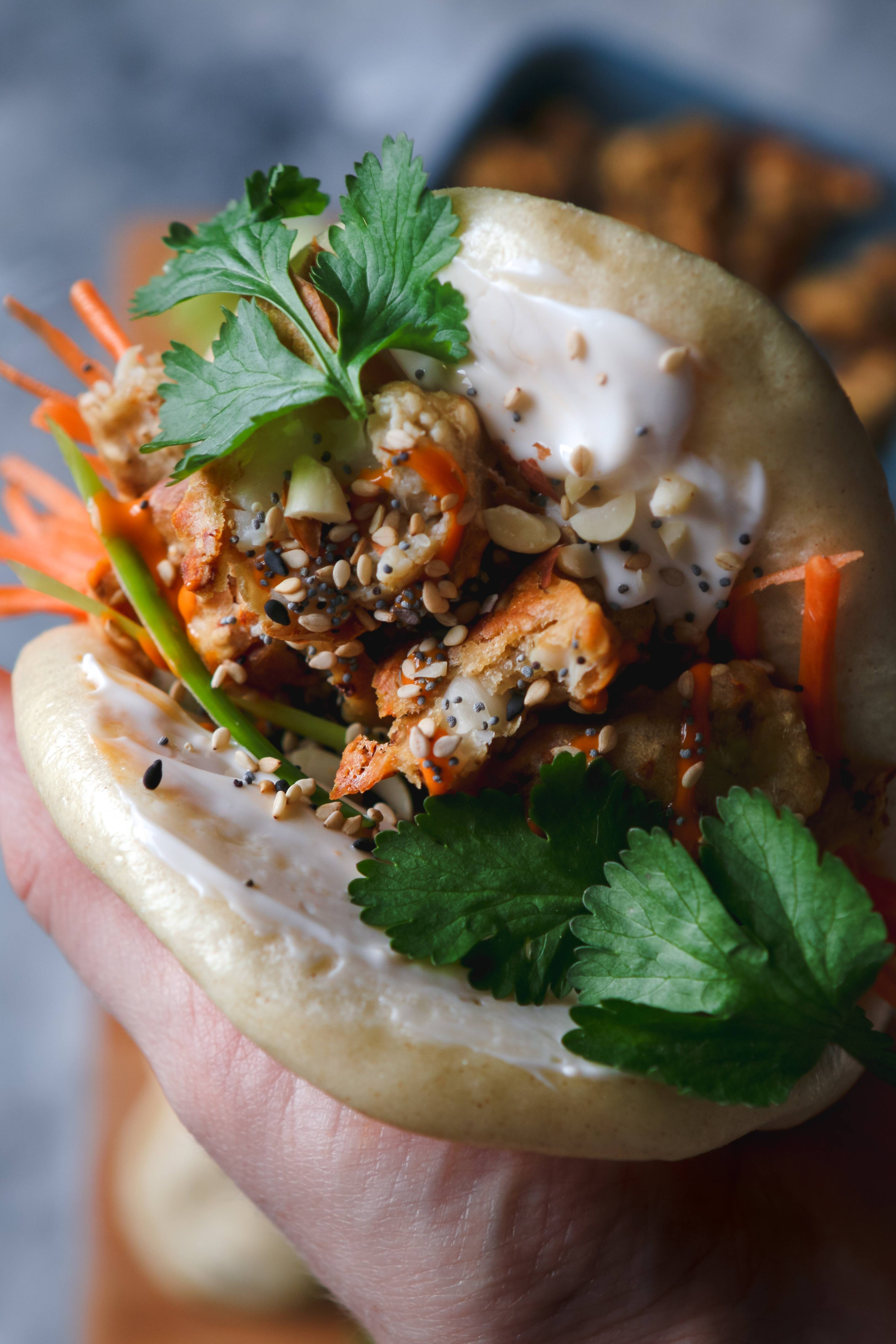 bao bun recipe lucy and lentils