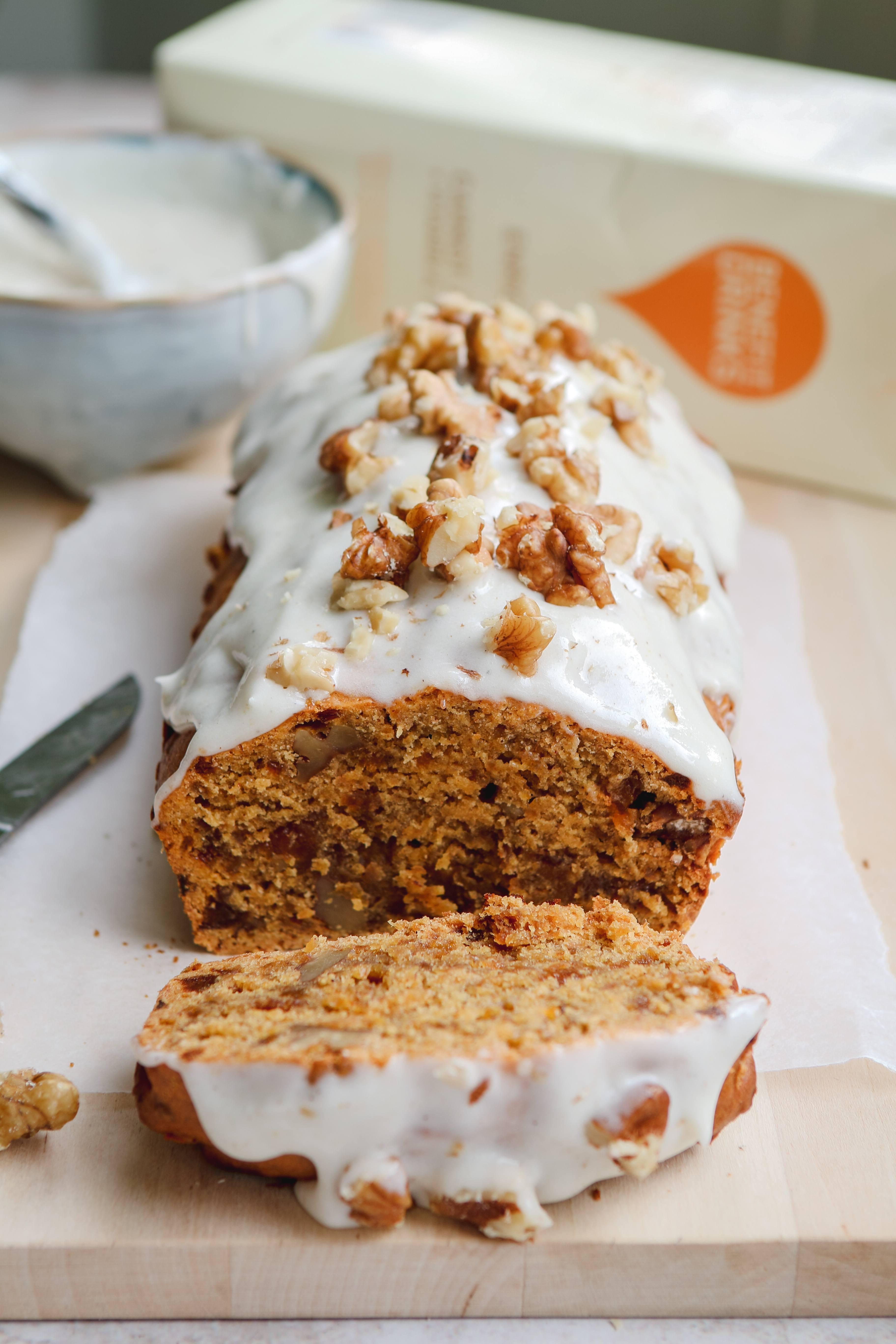 no carrot carrot cake vegan recipe