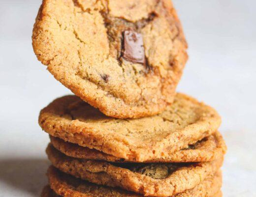 Ultimate Vegan chocolate chip Cookie recipe