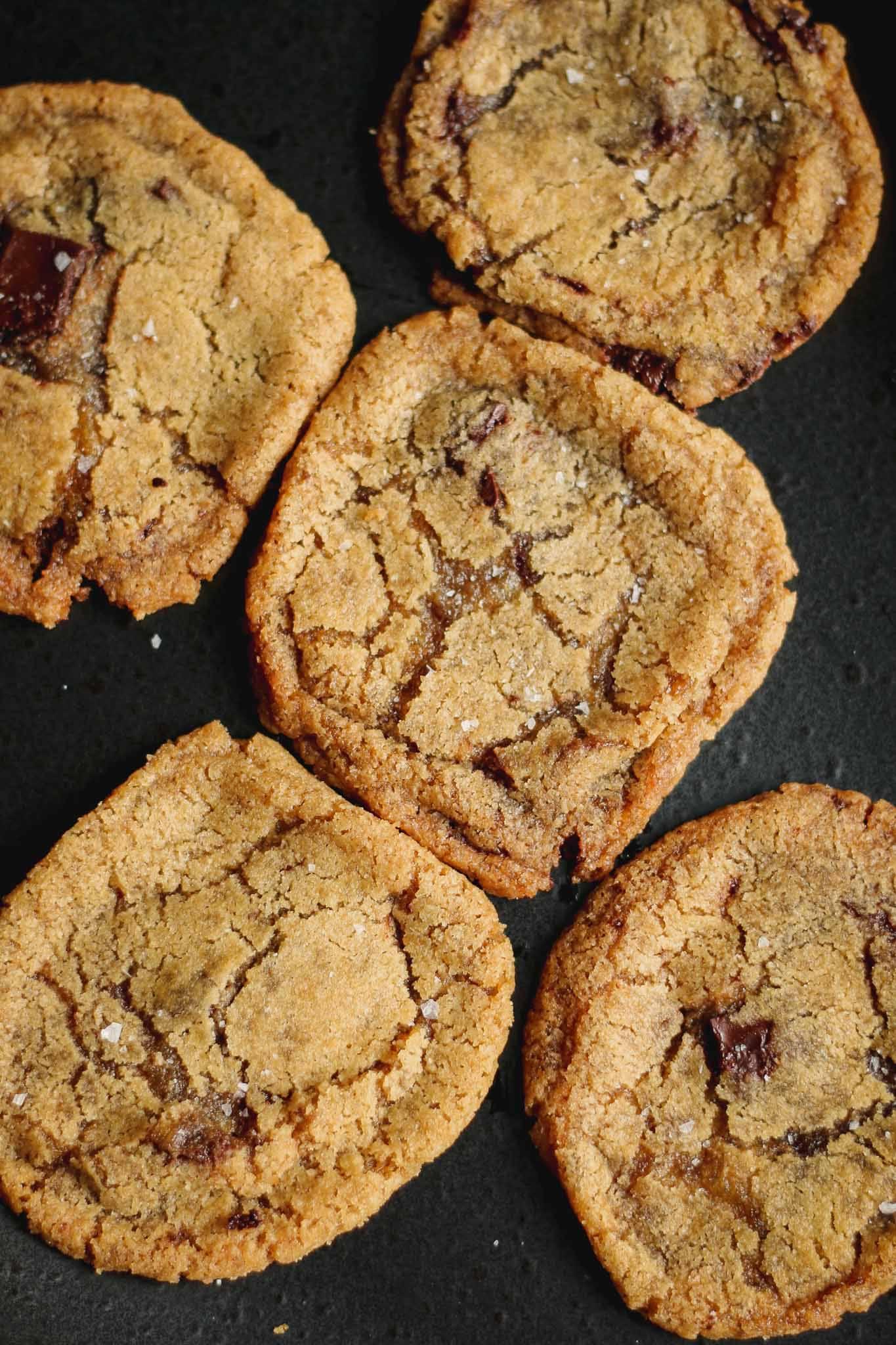 Ultimate Vegan chocolate chip Cookie recipe