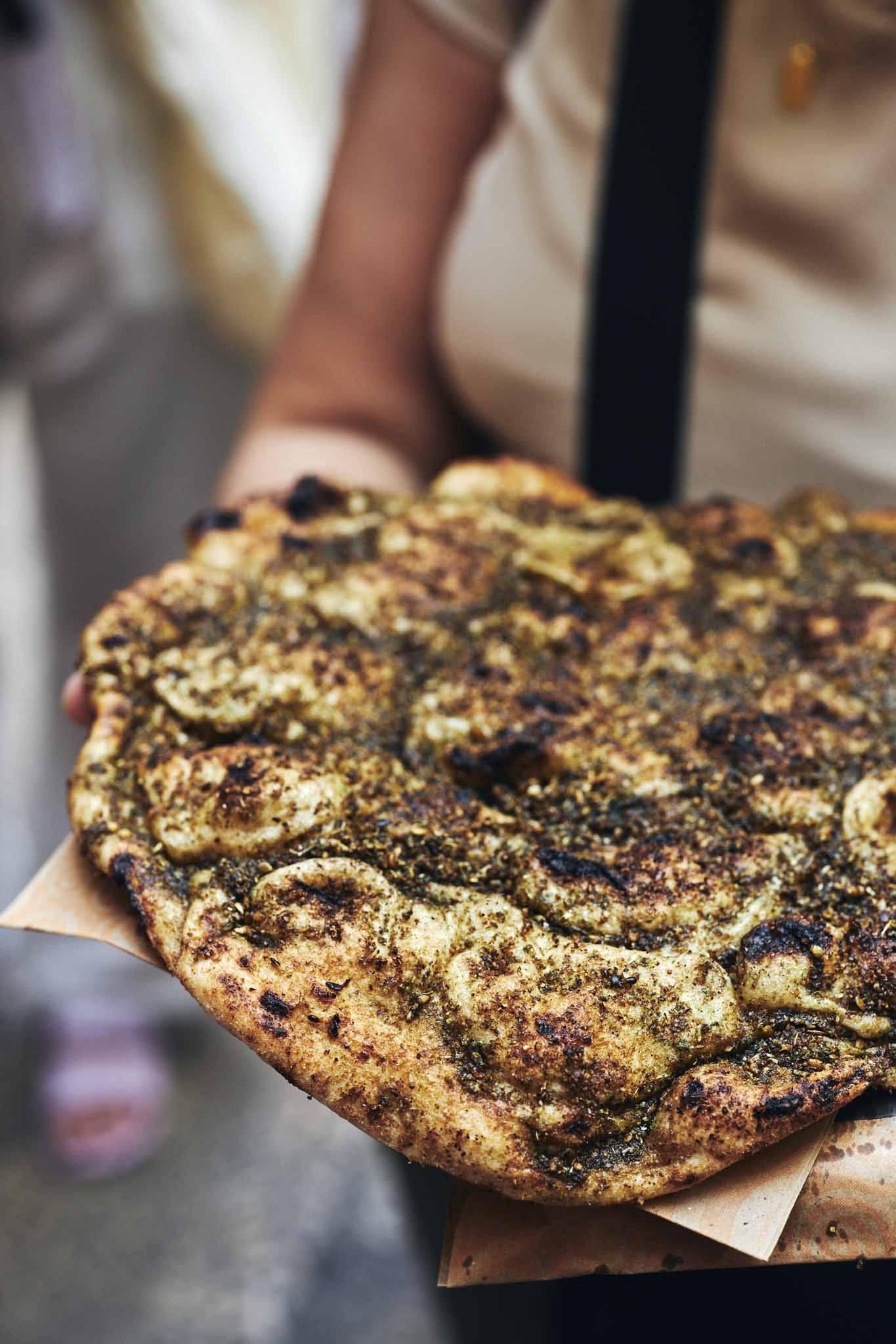za'atar pitas recipe easy and vegan