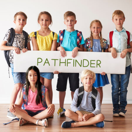 Pathfinder (Ages 8-11)