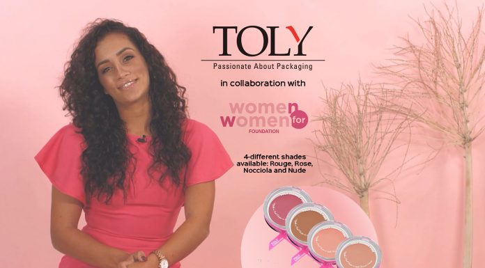 Toly Thinks Pink Campaign