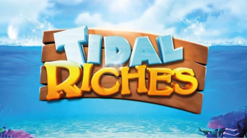 tidal-riches-slot-logo