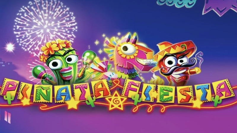 pinata fiesta slot logo
