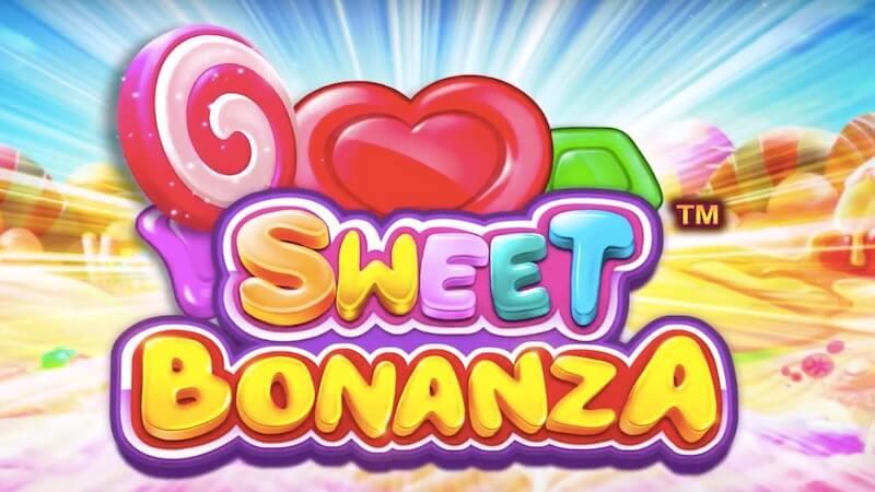 sweet bonanza slot logo
