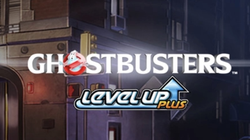 ghostbusters plus slot logo