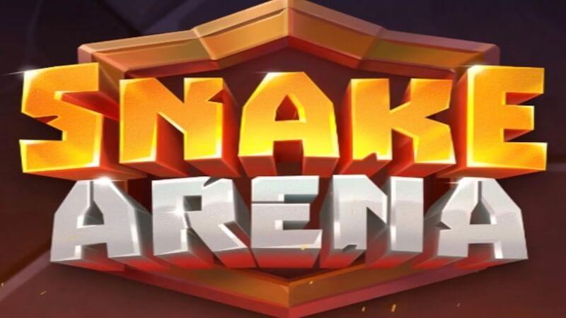 snake arena slot logo