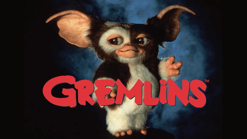 gremlins slot logo