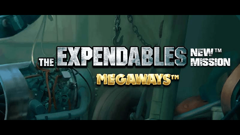 the expendables new mission slot logo
