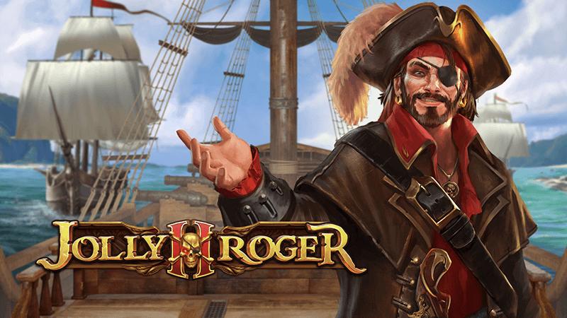jolly roger 2 slot logo