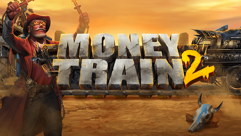 money train 2 slot logo