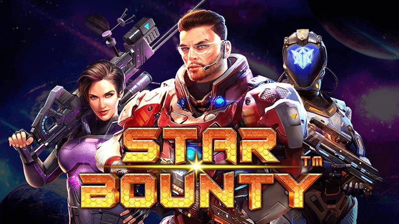star bounty slot logo