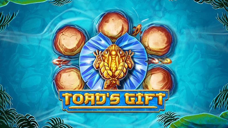toads gift slot logo