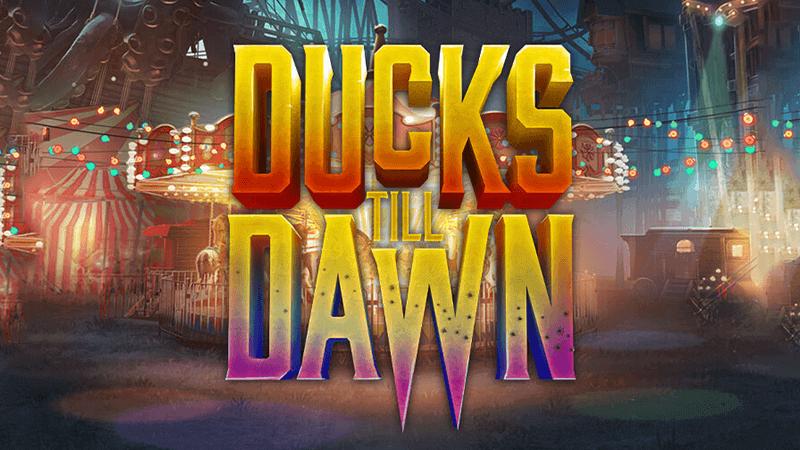 ducks till dawn slot logo