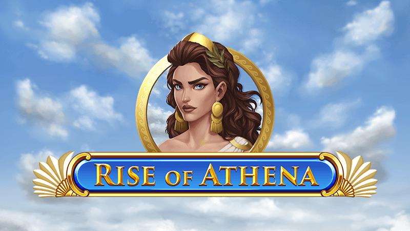 rise of athena slot logo