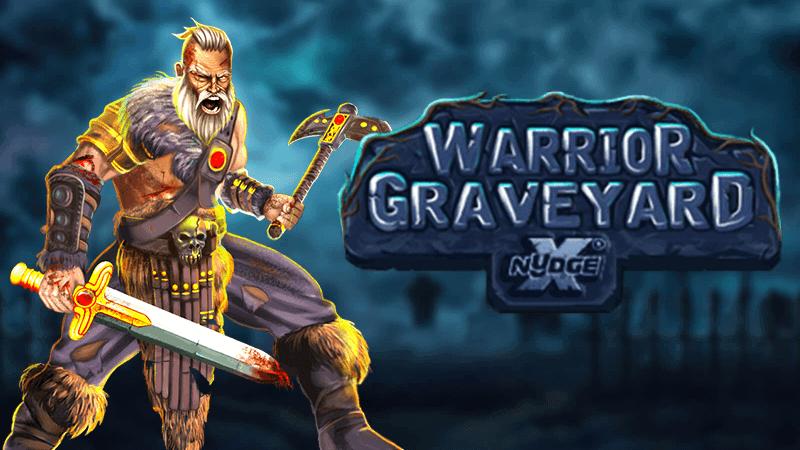 warrior graveyard slot logo