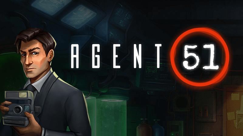 agent 51 slot logo