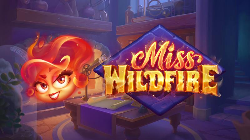 miss wildfire slot logo