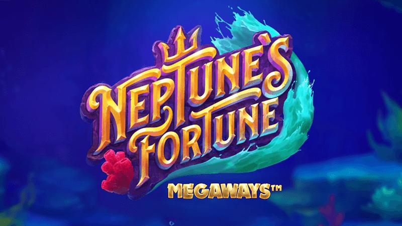 neptunes fortune slot logo