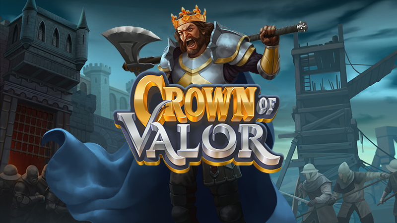 crown of valor slot gameplay
