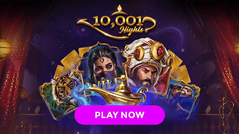 10001 nights slot signup