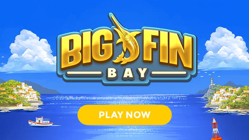 big fin bay signup