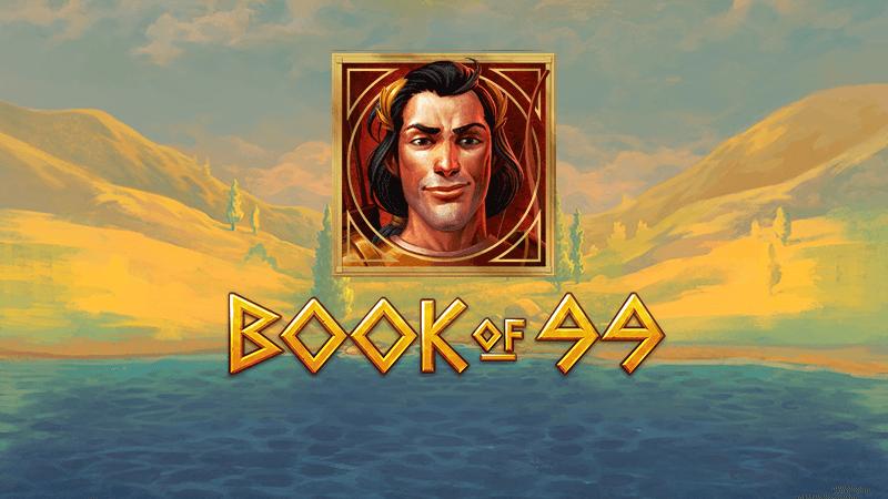 book of 99 slot logo