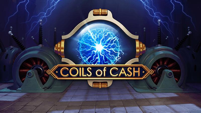 coils of cash slot logo