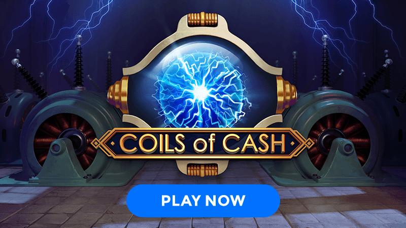 coils of cash slot signup