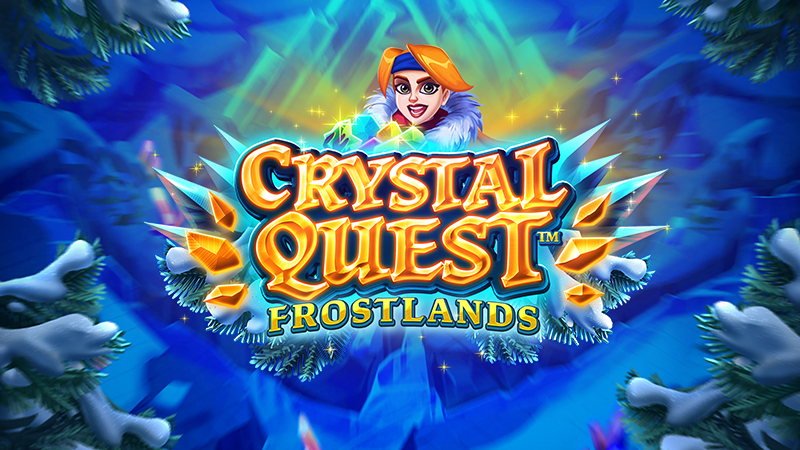 crystal queen slot logo