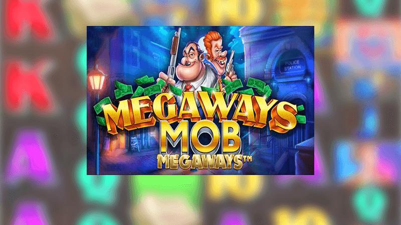 megaways mob slot logo