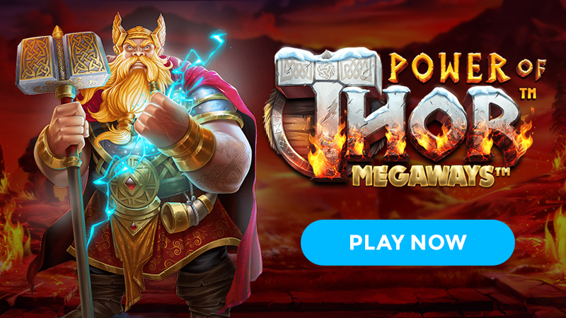 power of thor megaways signup