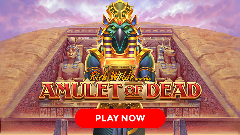 rich wilde amulet of dead signup