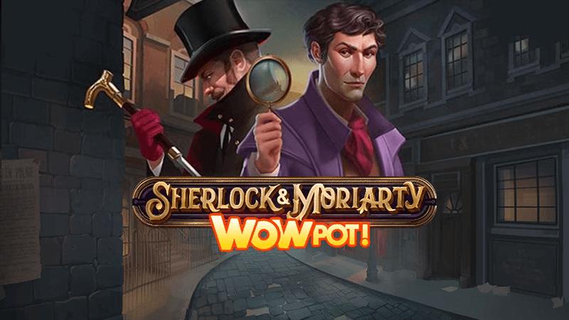 sherlock moriarty logo
