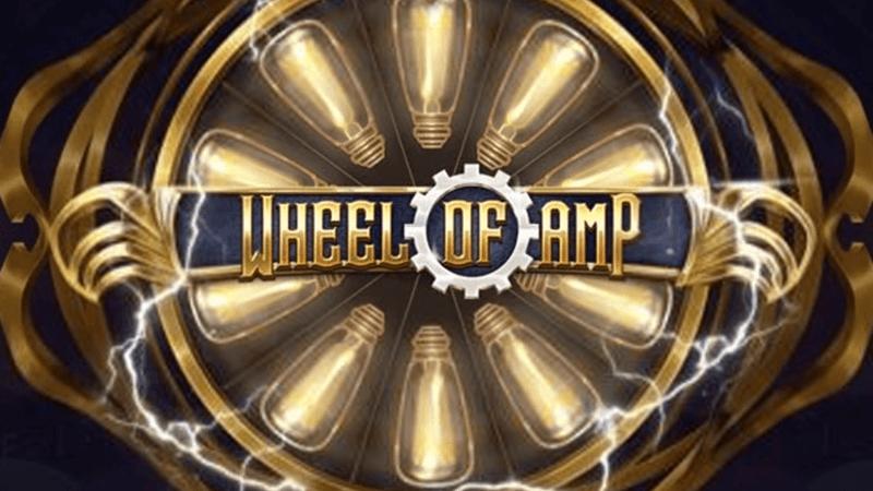 wheel of amp slot logo