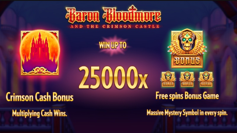baron bloodmore slot rules