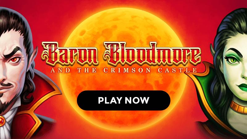 baron bloodmore slot signup
