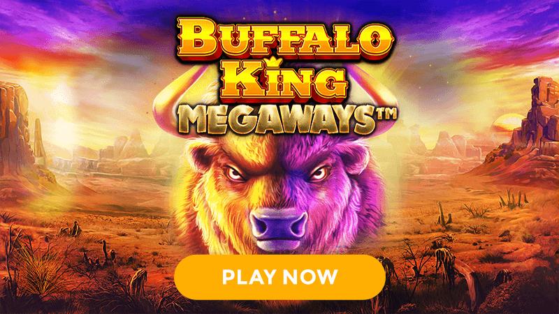 buffalo king megaways slot signup