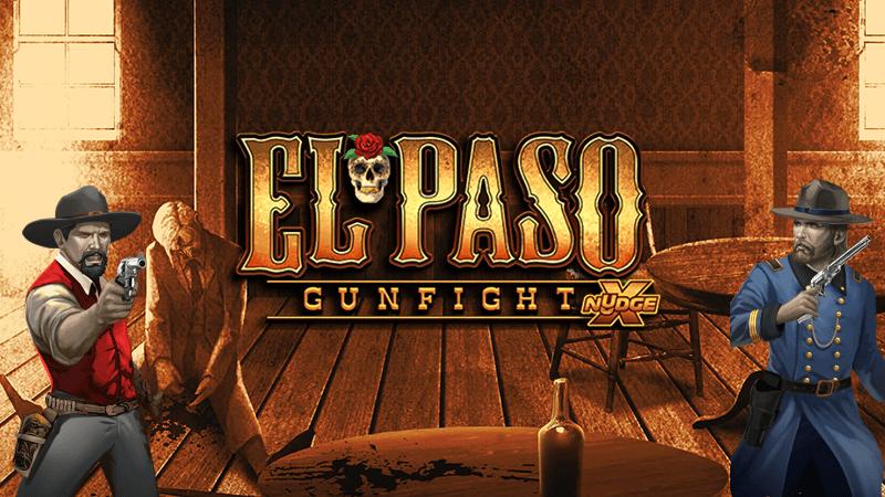el paso gunfight logo