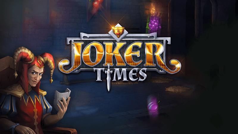 joker times slot logo