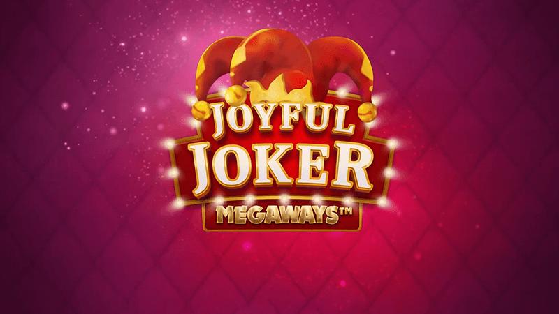 joyful joker slot logo